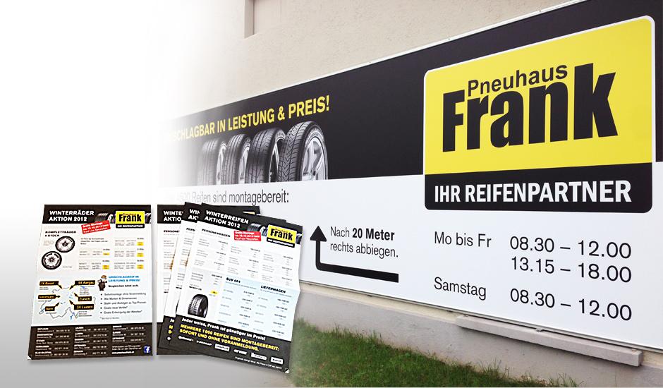 Pneuhaus Frank AG