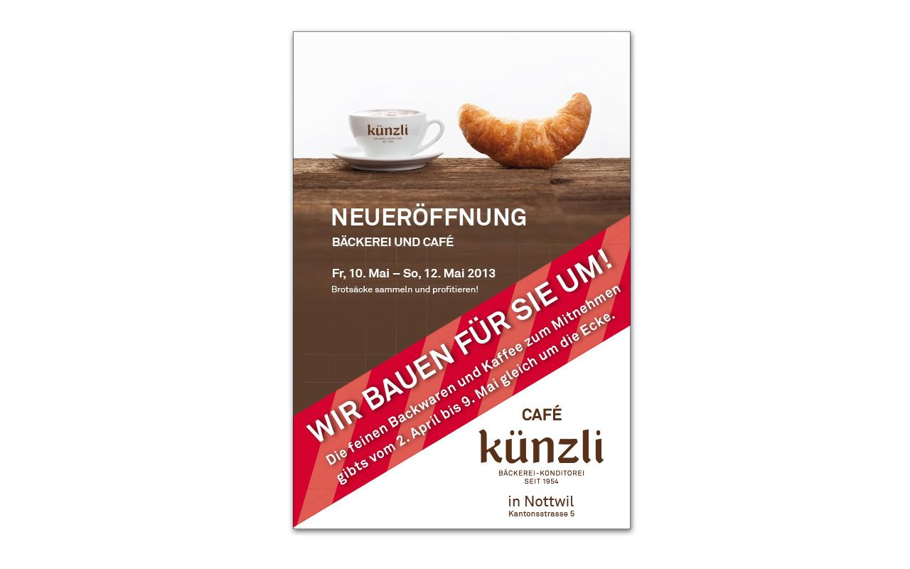 Künzli Bäckerei-Konditorei